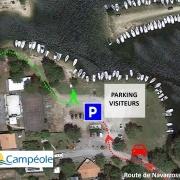 Plan accès location